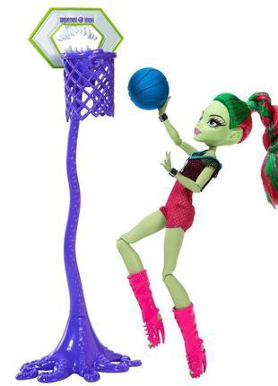 Кукла Монстр Хай Венера МакФлайтрап Monster High Venus Casketbal