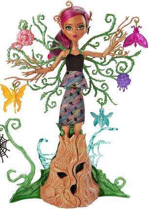 Кукла Monster High Триза Торнвиллоу Садовые монстры Монстр Хай