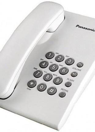 Телефонный аппарат Panasonic новый кнопочный