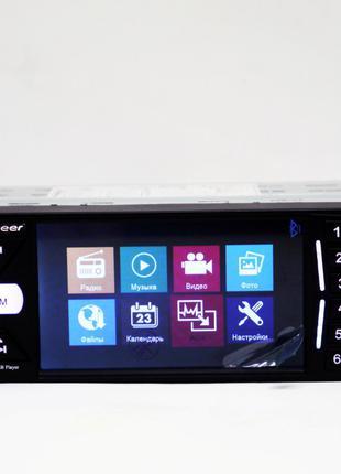 Магнитола Pioneer 4227 ISO  - экран 4,1''+ DIVX + MP3 + USB + SD