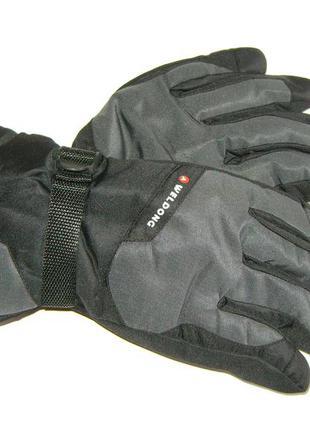 Мужские зимние спортивные перчатки weldong