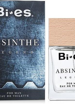 Bi-es absinthe legend туалетная вода 100мл