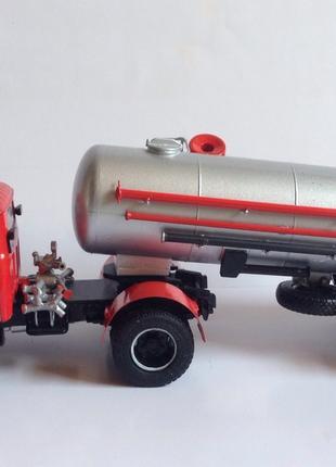 Модель ЗИЛ-130в пожарный(конверсия) М=1-43