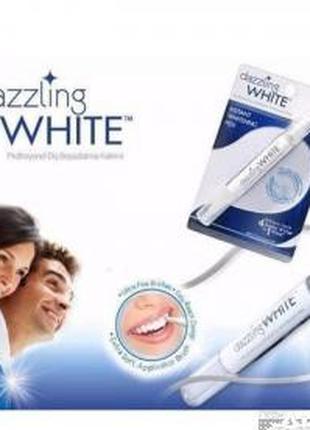 Карандаш Dazzling White отбеливающий для зубов белоснежные зубы