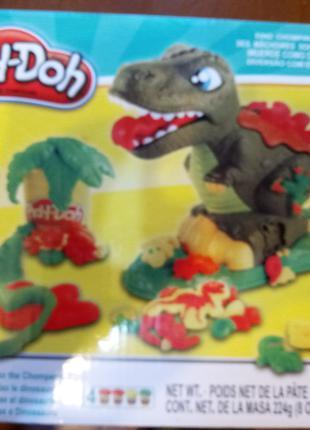 Игровой набор Play-Doh Динозавр