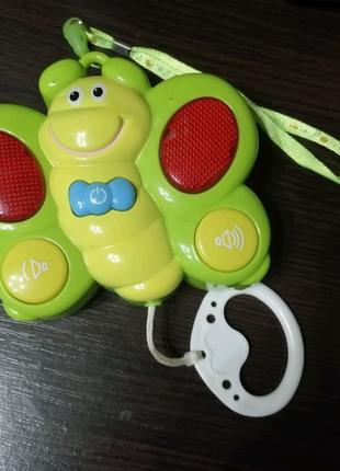 Детская игрушка музыкальная и светится