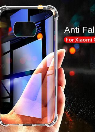 Xiaomi Poco X3 Nfc - Чехол Силиконовый, Бампер