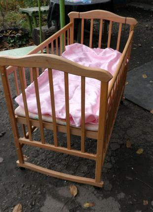 Детская кроватка отправка в собранном виде