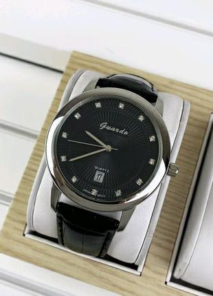 Наручные часы Guardo 10595 Black-Silver