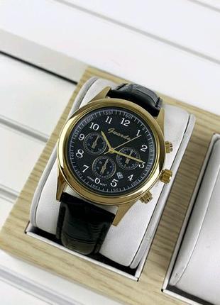 Наручные часы Guardo 10512 Black-Gold