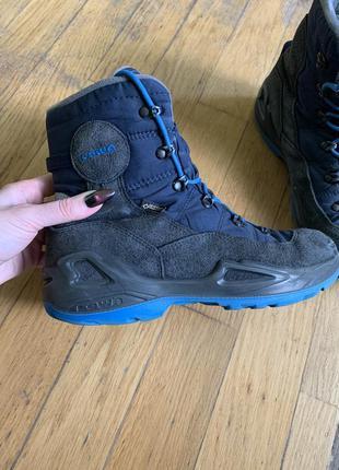 Зимние ботинки lowa 39 раз
