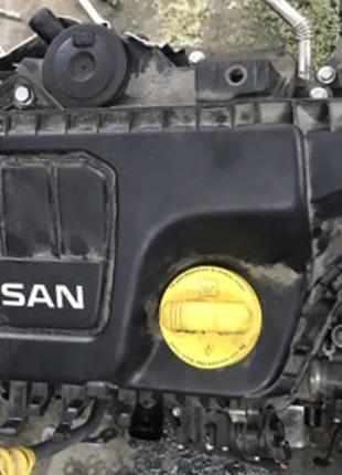 Разборка Nissan Primastar 2016, двигатель 1.6 R9M.
