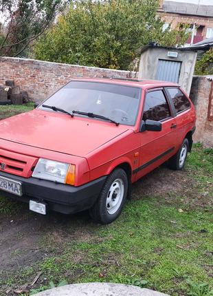 ВАЗ 2108 / 1992 года выпуска из Германии