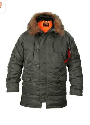 N3b chameleon куртка длинная пальто военная меховая камуфляж а...