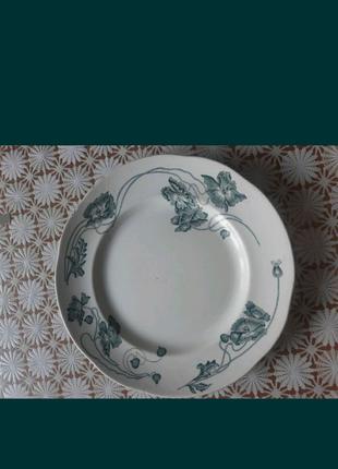 Блюдо Кузнецова.Антиквариат.