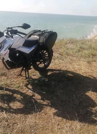 Мотоцикл Loncin jl200