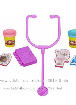 Play-Doh Доктор Плюшева