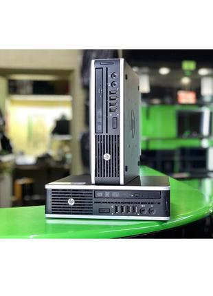 Неттопы HP Compaq 8300 / Core i5-3470s / 4gb ram / SSD 120Gb