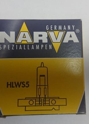 Лампа NARVA 55305 HLWS5 12V 100W PY24-1.5