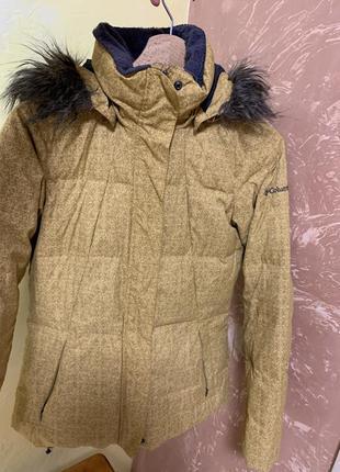 Тепла куртка columbia
