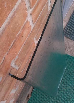 Стеклянный профиль (швеллер)