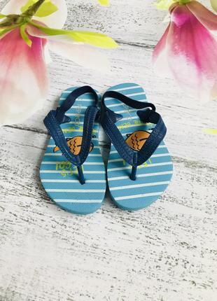 Крутые сандали босоножки вьетнамки pep&cо размер 24-26(16см)