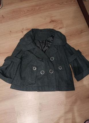Пальто женское, размер L