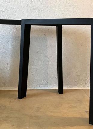 Ножки для стола, опоры в стиле лофт. Мебель под заказ.