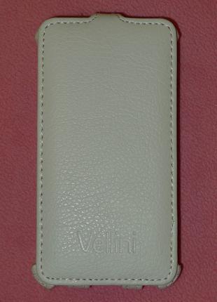Чехол Vellini для Nokia 530 Lumia white 0181