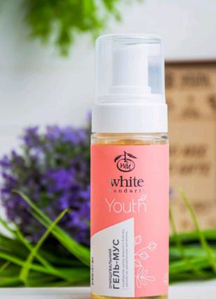 Гель-мусс очищающий для проблемной молодой кожи