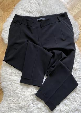 Брюки/штаны max mara, оригинал, размер 46, черные
