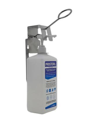 Локтевой дозатор c антисептиком Prosteril SK EDW2K Mini+ 1 литр с