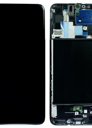Дисплей Модуль Экран Samsung A70 SM A705 Оригинал И Копия