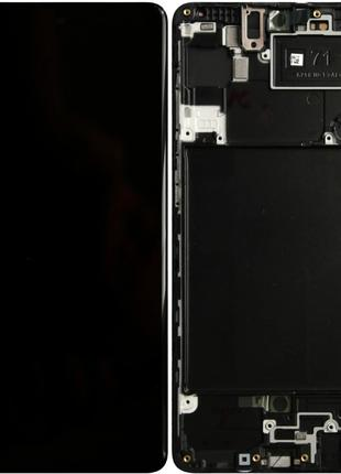 Дисплей Модуль Экран Samsung A71 SM A715 Оригинал И Копия