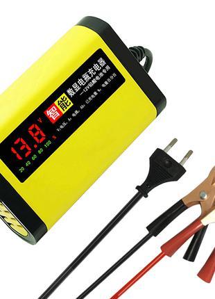 Зарядное устройство для аккумуляторов мотоциклов и автомобилей 12