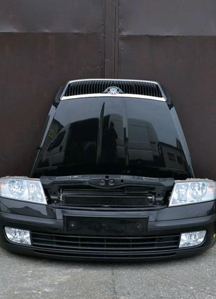 Крило бампер капот фара skoda octavia A5 FL розборка