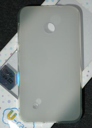 Чехол Utty для Nokia 530 Lumia белый 0199