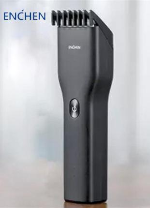 Машинка для стрижки волос ENCHEN Boost USB от Xiaomi