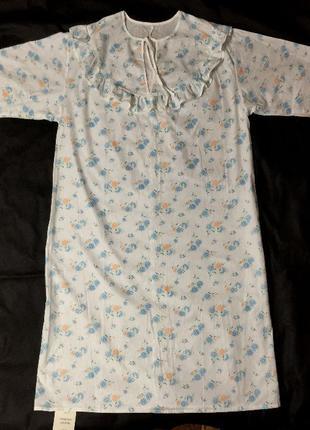 Ночная рубашка размер 56 производство СССР.