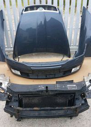 Крило капот бампер рішотка фара skoda octavia A5 розборка
