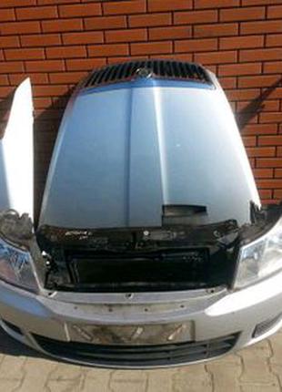 Капот крило фара бампер skoda octavia A5  рестайлінг шкода