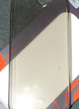 Чехол Utty для HTC A9 темный 0209