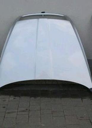 Капот крило ліве праве рестайлінг skoda octavia A5 FL розборка