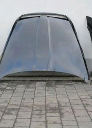 Крило капот розборка рестайлінг skoda octavia A5 FL  9910 чорний