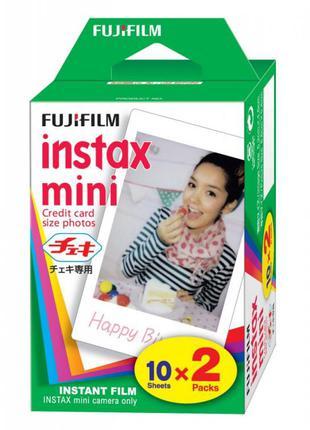 Фотопленка FUJIFILM Instax Mini Glossy (20 фото)