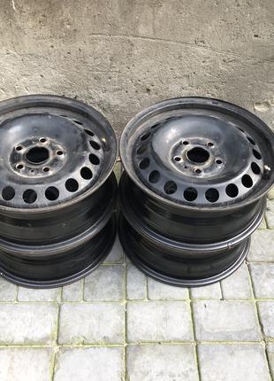 диски VAG 5 112 r15 (VW, Skoda, Seat, Audi)