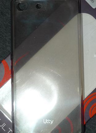 Чехол Utty для Sony E5633 M5 темный 0217