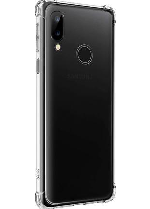 Противоударный прозрачный чехол Xiaomi Redmi Note 7