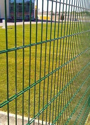 Секционный забор. Ограждения из сварной сетки. 317 грн.