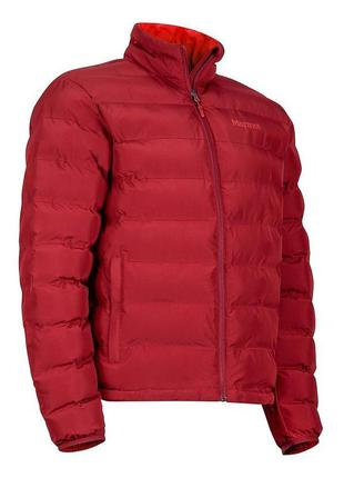 Куртка чоловіча marmot alassian featherless jacket m brick red